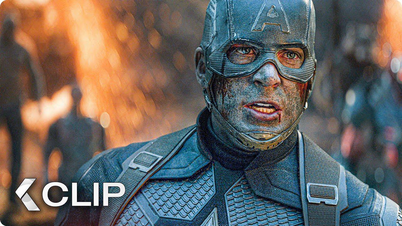 Avengers Assemble Scene - AVENGERS 4: Endgame (2019)