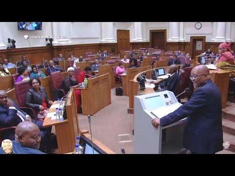 """Funny - Jacob Zuma Q & A Is Like A """"Skilpad Braai"""""""