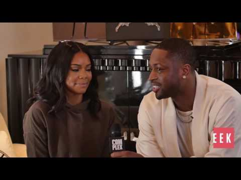 Complex Interview: Dwyane Wade/Gabrielle Union Collab with Fancy At All Star Weekend