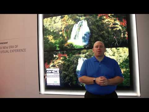 High Resolution Video Wall Solution | NEC Display Solutions