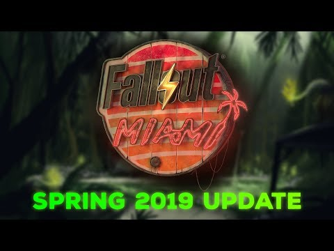Fallout: Miami - Spring 2019 Progress Update