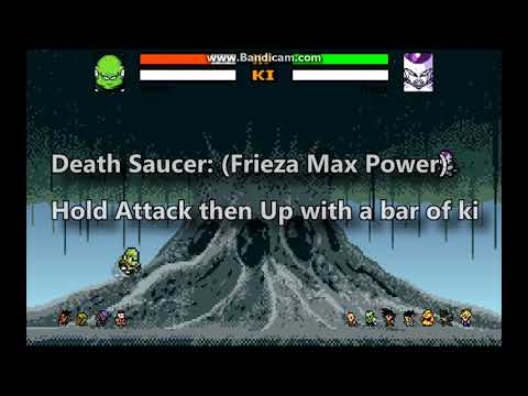 Dragon Ball Z Devolution  All Special Attacks Update 1 2 3 22