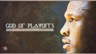 MICHAEL JORDAN GOD OF PLAYOFFS