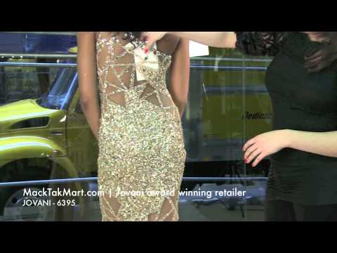 MackTakMart.com   JOVANI 6395 Dress