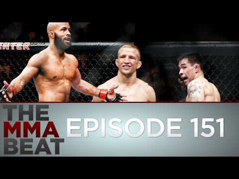 The MMA Beat: Episode 151