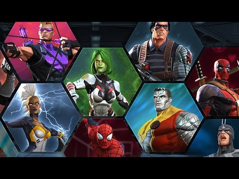 marvels superhelden