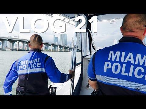 Miami Police VLOG 21: MARINE PATROL