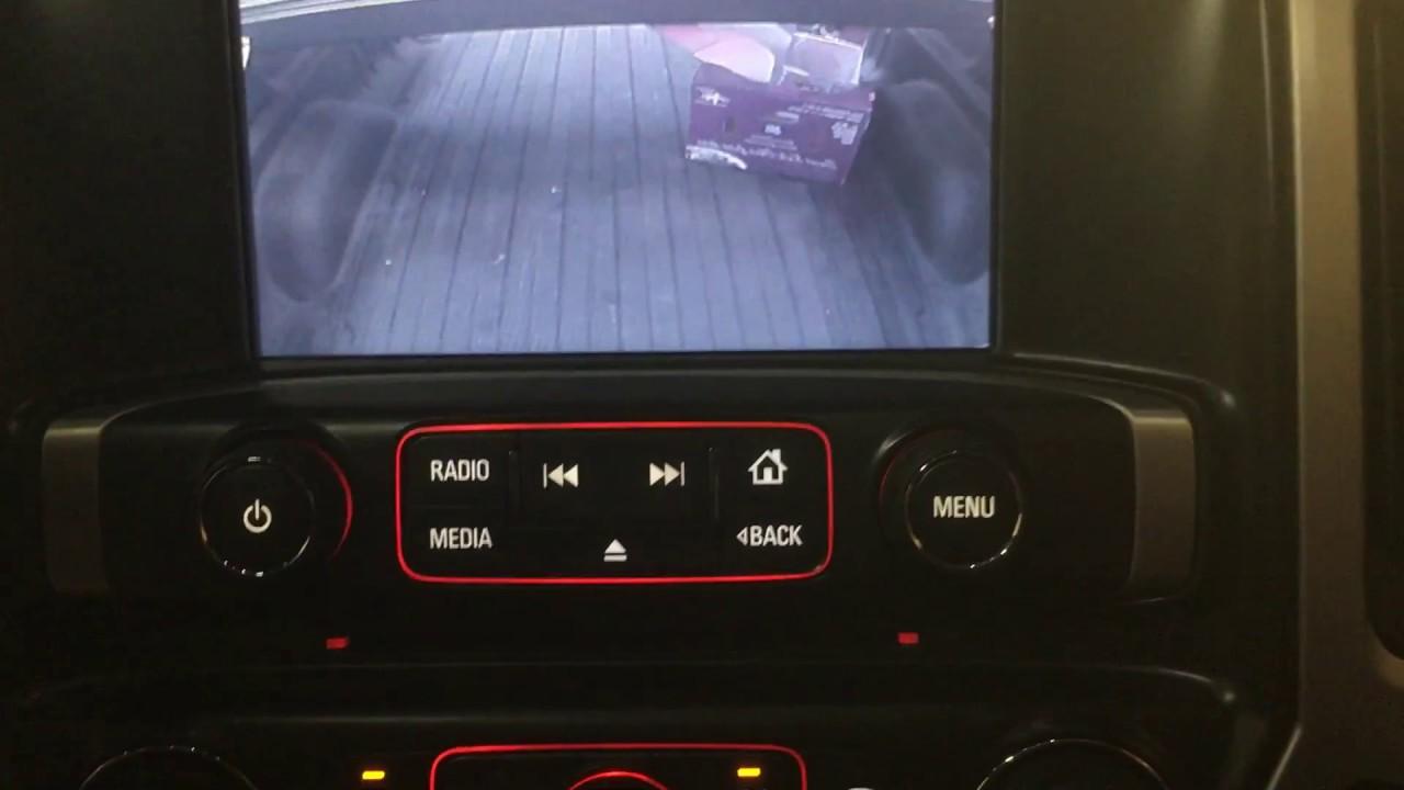 2014 2017 Chevy Silverado And Gmc Sierra Third Brake Light Camera Tail Wiring Cargo Cam