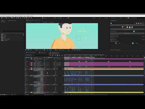 Tutorial : Animation Blender in Duik Bassel