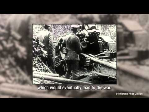 What exactly caused World War I? Historian Christopher Clark examines the decades of