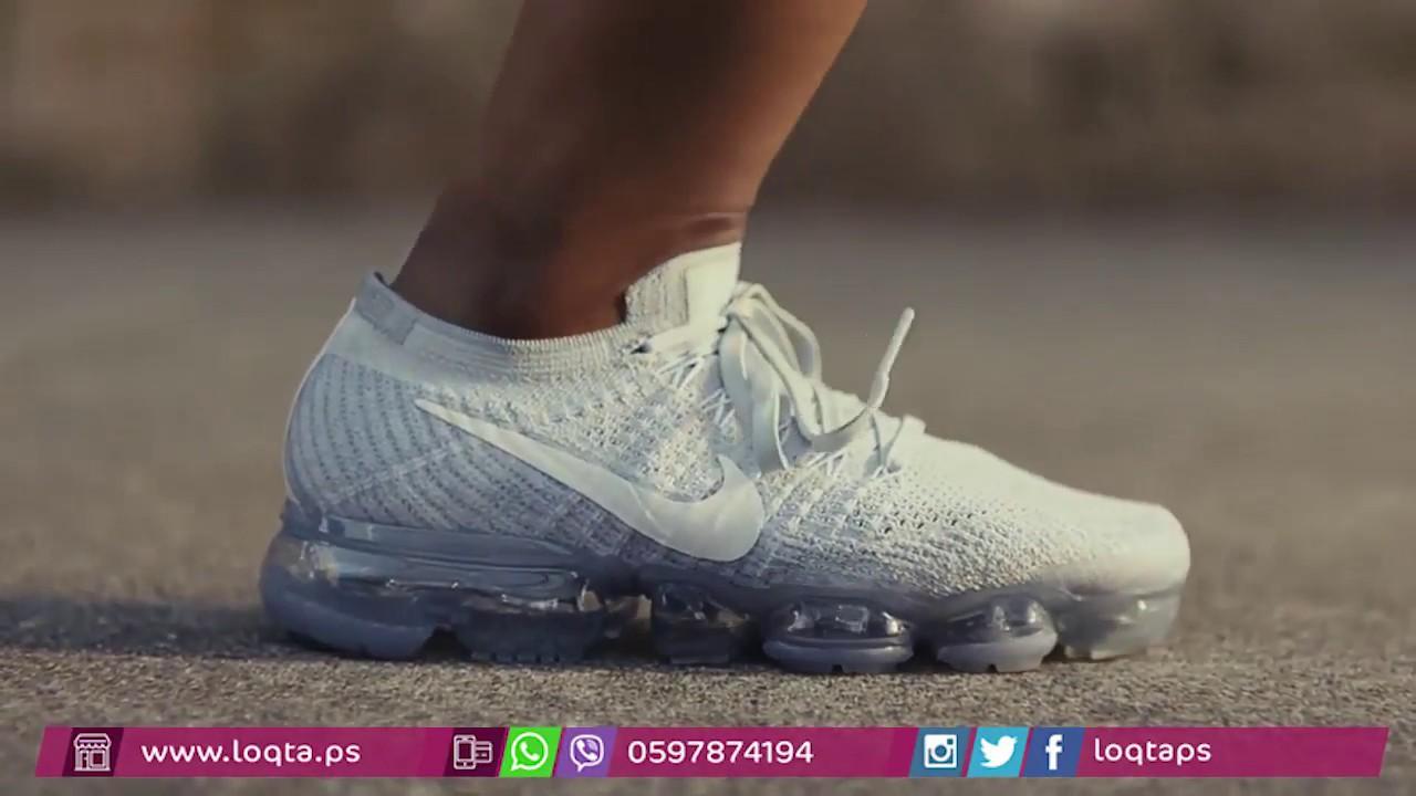 30ed81f92 حذاء رياضي من ماركة نايك أًصلي vapormax ( NIKE - 2018 ) | loqta.ps ...