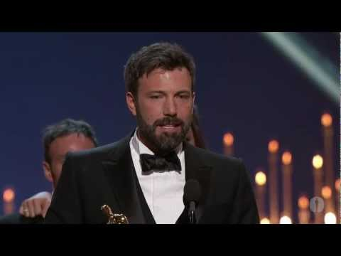 """Argo"" winning Best Picture Mp3"
