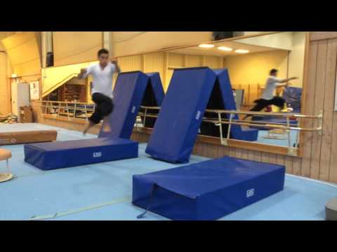 Parkour kurs for Hjertelyst