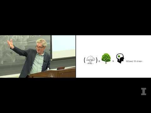 Geoffrey Bennington on Derrida and Deconstruction Modern Critical Theory Lecture Series