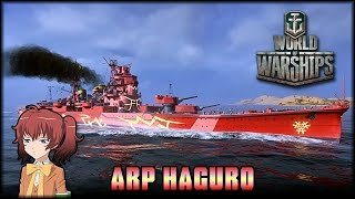World of Warships - ARP Haguro [ deutsch | Gameplay ]