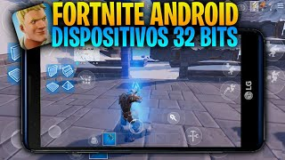 FORTNITE ANDROID 32 bit / FORTNITE ANDROID for more devices not supported
