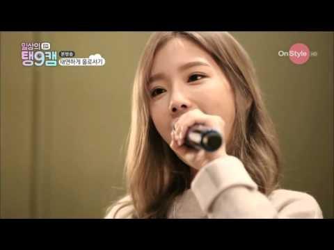 SNSD(소녀시대)Taeyeon(태연) funny...