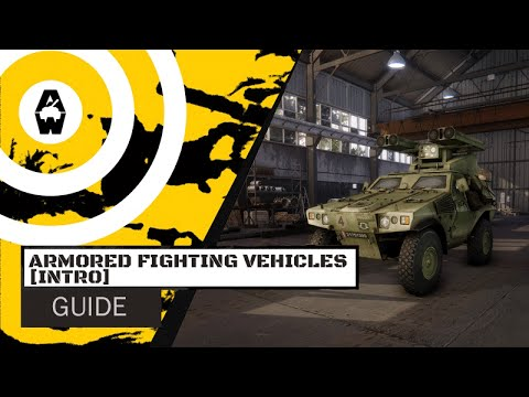 Armored Warfare - Armored Fighting Vehicles Beginners Guide