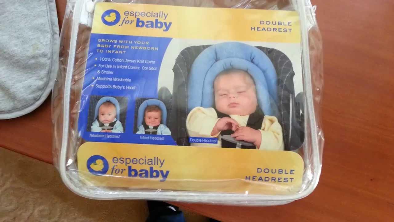 Especially For Baby Double Headrest Auction On Listia