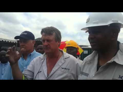 Lily Mine: Operations Manager Mike Begg Gives An Update