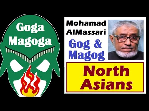 Mohammed Al massari identifies Koreans, Japanese and North Chinese as Gog and Magog | Goga Magoga