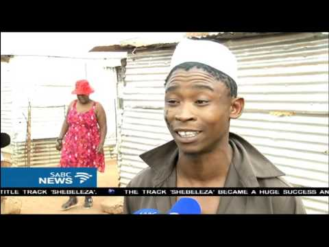 Youth in the N Cape shoot a movie titled