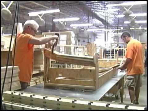 Ashley Furniture Arcadia Factory Tour Youtube