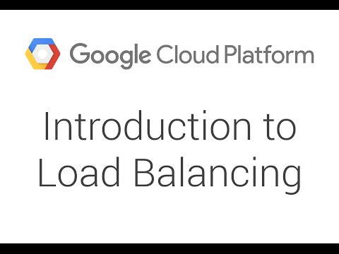 Introduction to Load Balancing