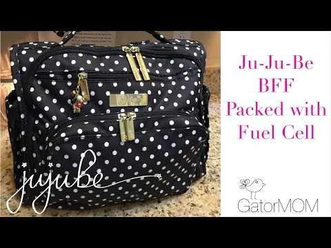 Ju-Ju-Be BFF in DUCHESS packed using a FUEL CELL!