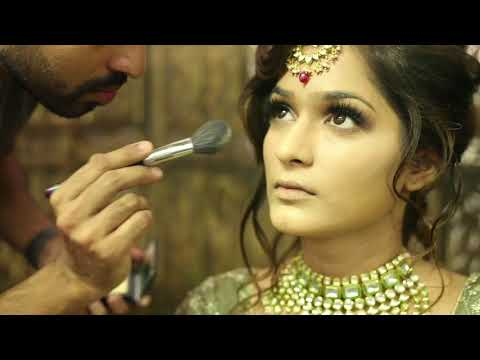 Makeover: Bridal Makeup Tutorial 2018