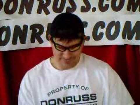 2007 NFL PLAYOFFS SET - KarlsKards.com DONRUSS.COM