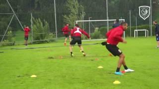 التدريب الأخير للدحيل بالنمسا قبل السفر إلى ألمانيا | 07 أغسطس 2017