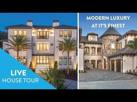 Modern Luxury at it's Finest | Vacation Home Tour