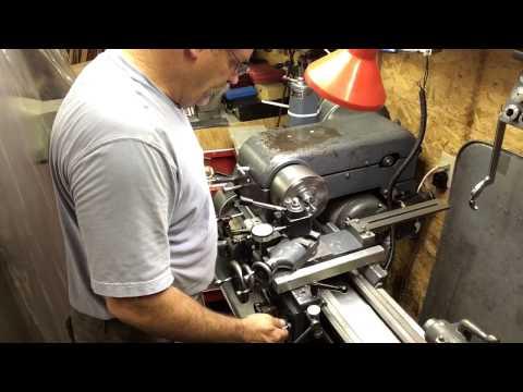 Randy Richard In The Shop - Hand Deburr Tool