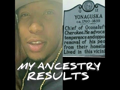 My Ancestry DNA result's are in !!!! Cherokee/African/European