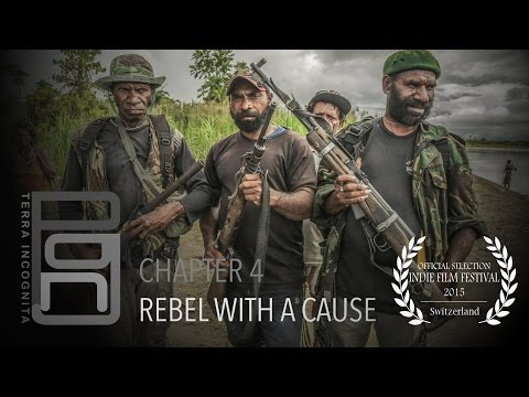 4/6: REBEL WITH A CAUSE, PAPUA NEW GUINEA