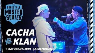 CACHA VS KLAN - FMS ARGENTINA JORNADA 5 TEMPORADA 2019