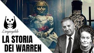 I coniugi Warren e la loro collezione di oggetti maledetti
