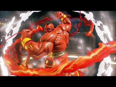 Boshoi Russian Suplex - Street Fighter V