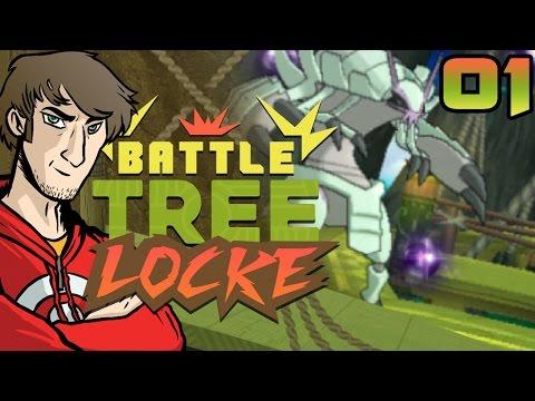 """Start the Climb"" - Battle TreeLocke [Pokemon Sun and Moon] - Ep#01 [@m4gnitude]"