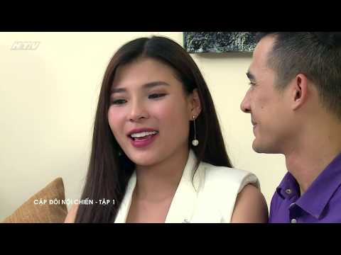 Cặp đôi nội chiến | Tập 1: Hai lời | 23/4/2018 #HTV CDNC