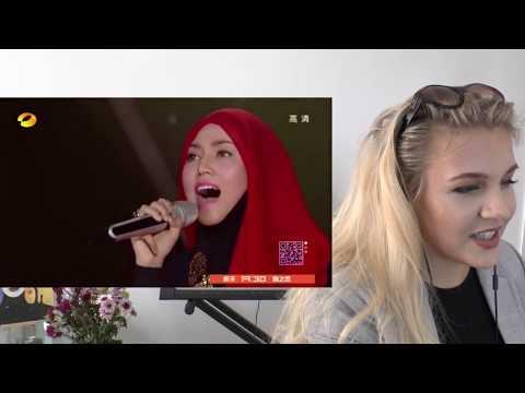 Vocal Coach    Reaction   SHILA AMAZH-LISTEN  MALAYSIA