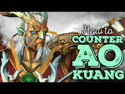 SMITE: How to counter Ao Kuang
