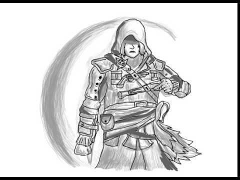 Download Assassin's Creed - Black Flag animation