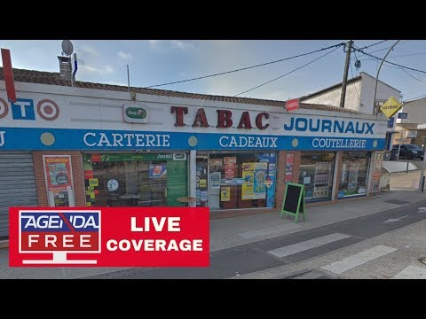 Man Takes Hostages in France -  LIVE COVERAGE