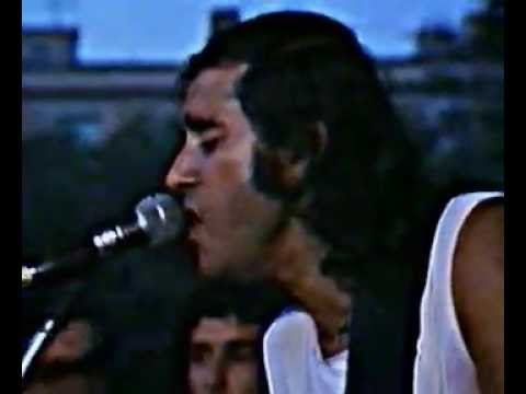 Ivan Graziani   Firenze live)