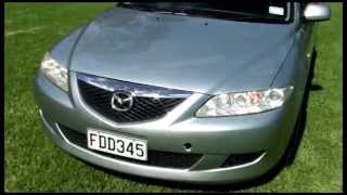 Mazda Atenza Wagon 2002, 2L, Auto