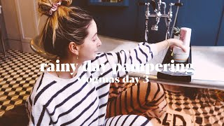 Rainy Day Pampering | VLOGMAS