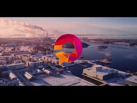 Valovoimainen Oulu - The Light of the North