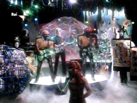 Giants - Hollywood queen C'era due volte 1980 5° puntata